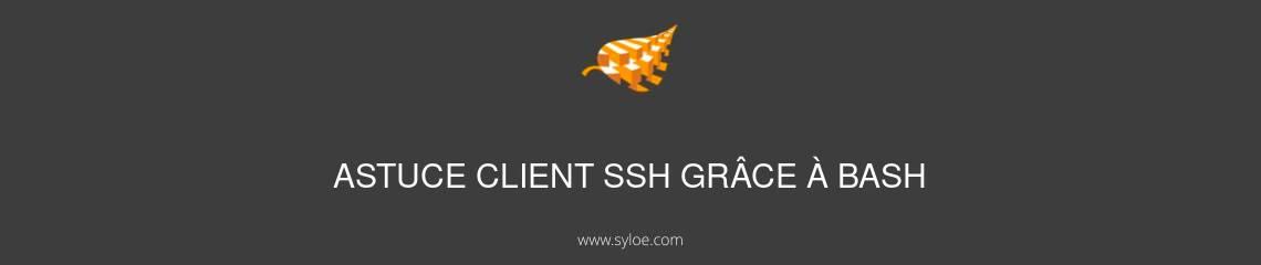 ssh grace a bash