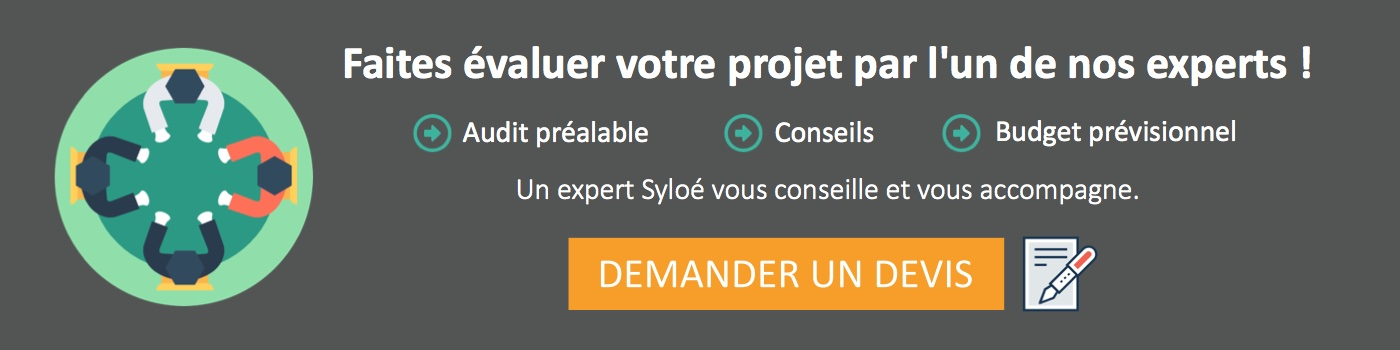 solutions cloud coDemande de devis Syloé