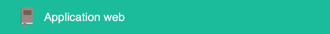 [Syloe] Glossaire application web