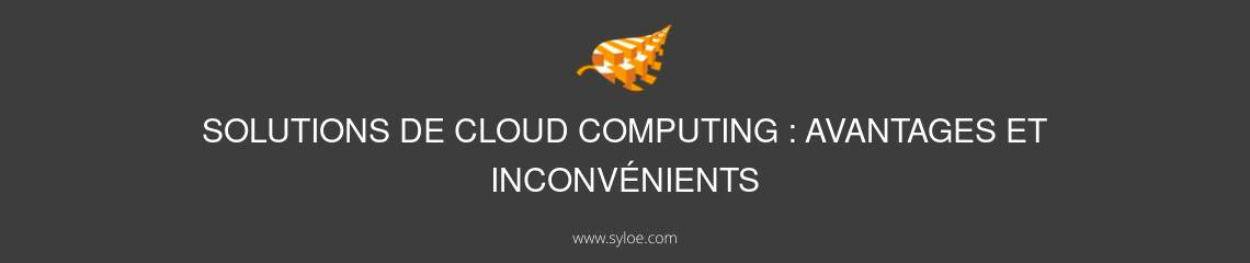 solutions de cloud computing