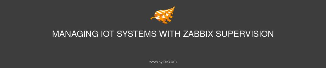 managing iot systems with zabbix