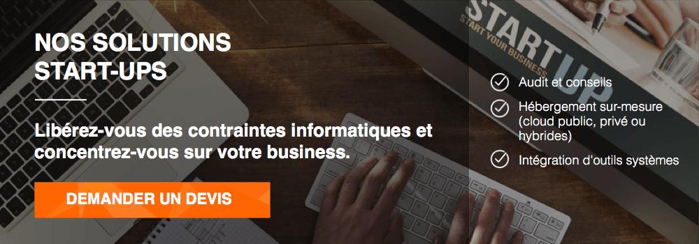 demande de devis startup - Syloé