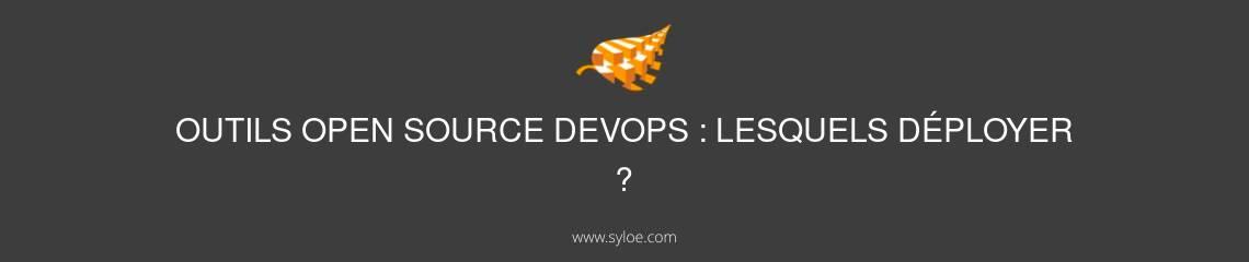 outils open source devops