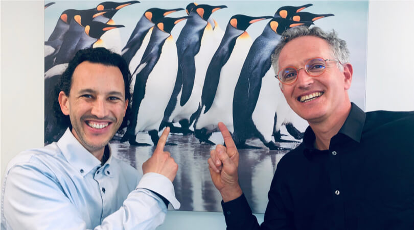 Syloé rejoint l'hébergeur DRI - Hatim Bekkali & Gaël Brisson