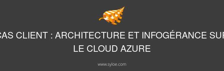 Infogérance Cloud Azure
