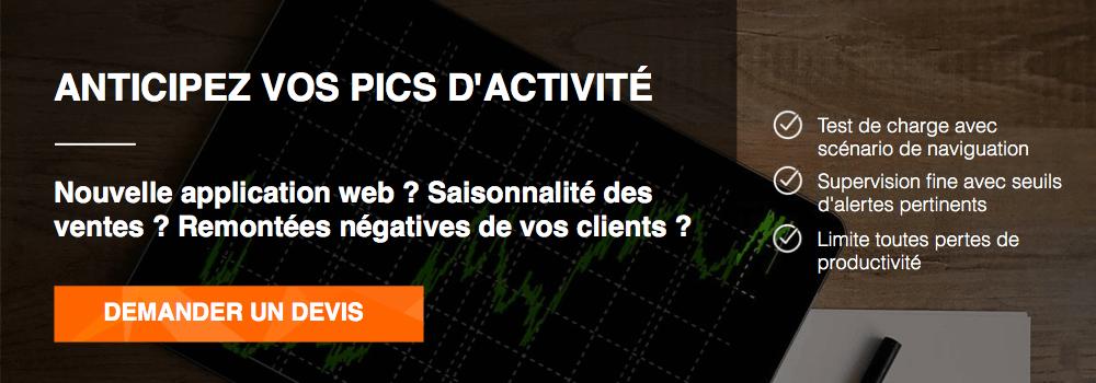 gestion des pics d'activités d'un site e-commerce - Syloé