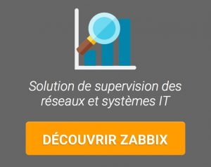 Decouvrer nos prestations de services autour de Zabbix