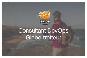 [Syloé] Consultant devops globe trotteur