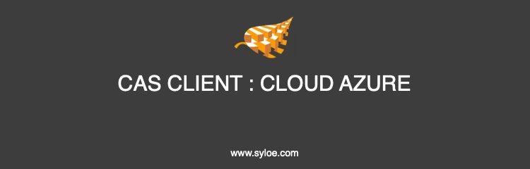 [Syloé] Cas client - cloud azure